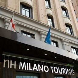Exterior view NH Milano Touring