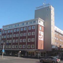 Vista esterna Comfort Hotel Jonkoping