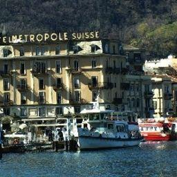 Vue extérieure Metropole & Suisse au Lac