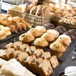 Buffet prima colazione NH Milano Congress Centre