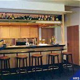Bar del hotel Handelshof