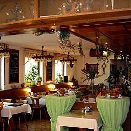 Restaurant/Frühstücksraum Goldener Stern