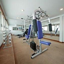 Wellness/fitness area Check Inn Regency Park