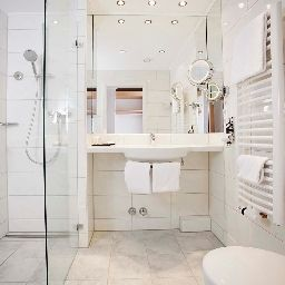 Salle de bains Kurpark-Hotel