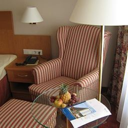 Chambre individuelle (standard) Kurpark-Hotel