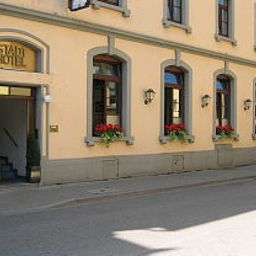 Фасад Stadthotel Constance (Baden-Württemberg)