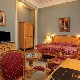 Junior suite National Luxury Collection Moscow (Moscow)