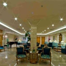 Hall de l'hôtel Lleo