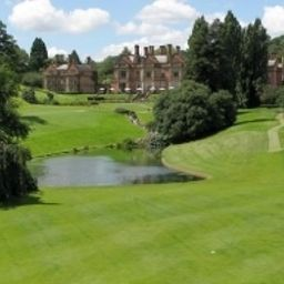 Vue extérieure Spa & Golf Club Menzies Welcombe Hotel Stratford-Upon-Avon (Stratford-on-Avon, England)