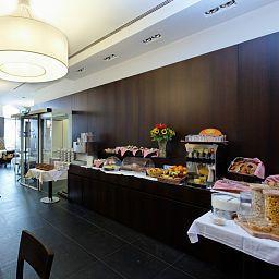 Petit-déjeuner buffet Post