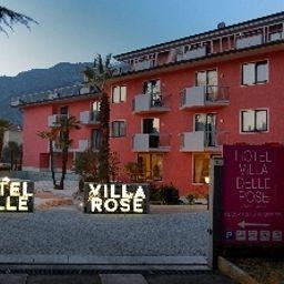 Außenansicht Villa Delle Rose