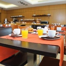 Sala colazione Residhome Paris-Massy Apparthotel Massy (Île-de-France)