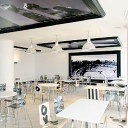 Restaurant/salle de petit-déjeuner Arles Plaza