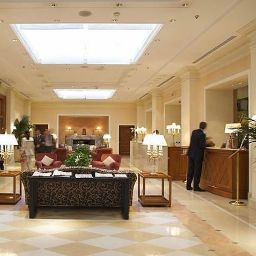 Hall Rome Marriott Grand Hotel Flora