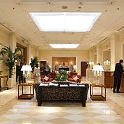 Hall Rome Marriott Grand Hotel Flora Rome (Roma)