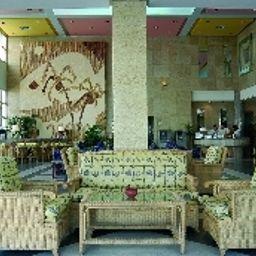 Reception Maritim Jolie Ville Resort & Casino Sharm El Sheikh
