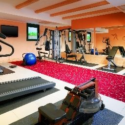 Fitness room Sheraton München Airport Oberding (Bayern)