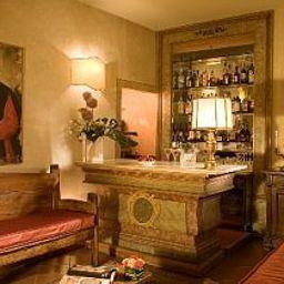 Bar de l'hôtel Machiavelli Palace