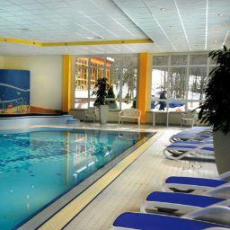 Piscine Marco Polo Alpina Familien-& Sporthotel