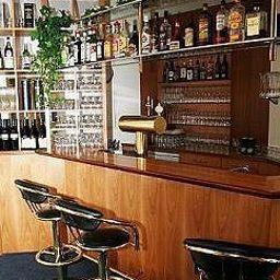 Bar del hotel VCH-Hotel Christophorus