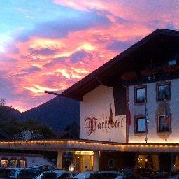 Exterior view Parkhotel Wallgau