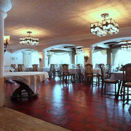 Restaurante/sala de desayunos Parkhotel Wallgau