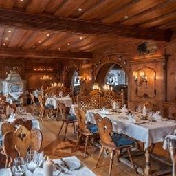 Restaurant Parkhotel Wallgau