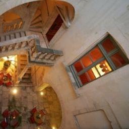 Vista interior Marquis de La Baume