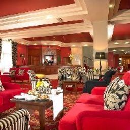 Hall de l'hôtel Best Western Dublin Skylon