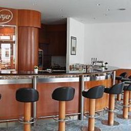 Hotel bar Airport Hotel