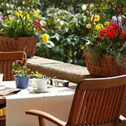 Terrace Radisson Blu Park Hotel & Conference Centre