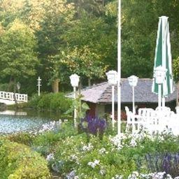Außenansicht Forsthaus Seebergen