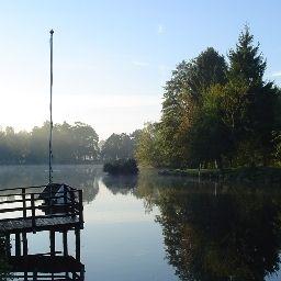 Garten Forsthaus Seebergen