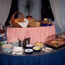 Breakfast buffet Molitor