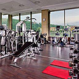 Fitness Budapest Marriott Hotel