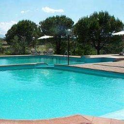 Swimming pool Panoramic