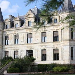 Vue extérieure Chateau Camiac