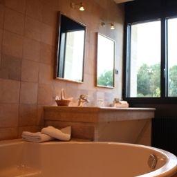 Salle de bains Chateau Camiac