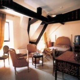 Chambre double (standard) Chateau Camiac