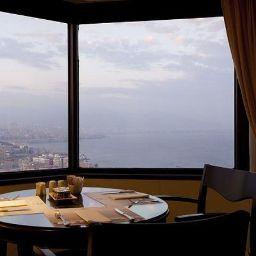 Bar de l'hôtel Hilton Izmir
