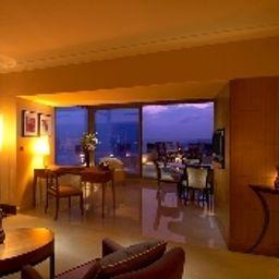 Chambre avec terrasse Conrad Istanbul Bosphorus