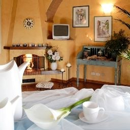 Junior suite Borgo Tre Rose Montepulciano (Siena)