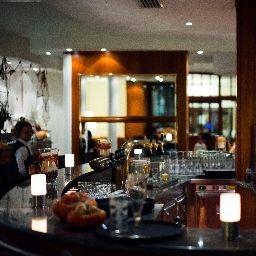 Bar de l'hôtel Sonne Post