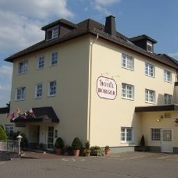Exterior view Borger Frankfurt am Main (Hessen)