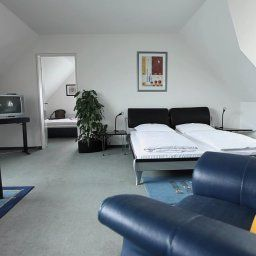 Comfort room A.C. Hotel Hoferer
