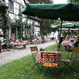 Terrasse Rieger Landgasthof