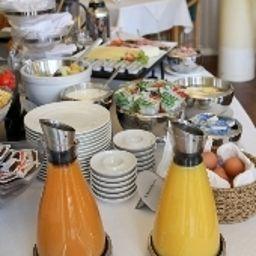 Buffet prima colazione Stadthaushotel