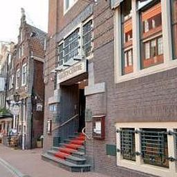 Exterior view NH City Centre Amsterdam Amsterdam (North Holland)