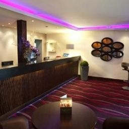 Reception Best Western Willow Bank Manchester (Lancashire)