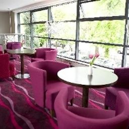 Hall Best Western Willow Bank Manchester (Lancashire)